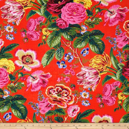 summer bouquet rood