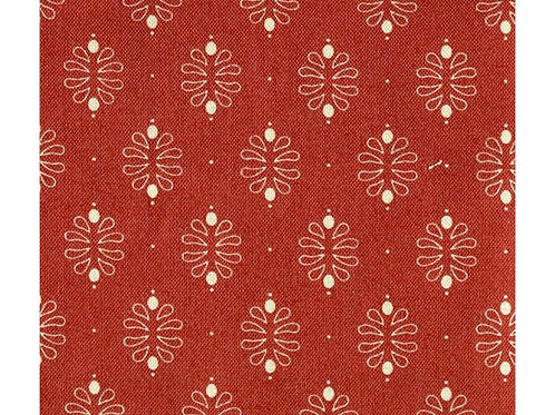 EQP Damask Ruby red