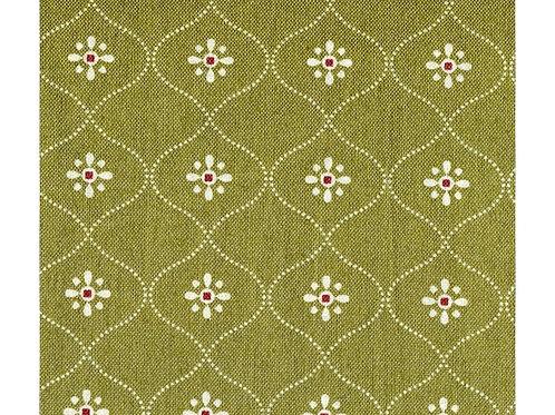 EQP Vintage wallpaper juniper green