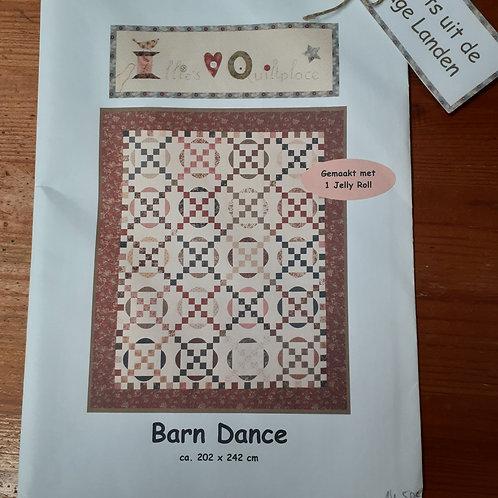 EQP Barn dance patroon