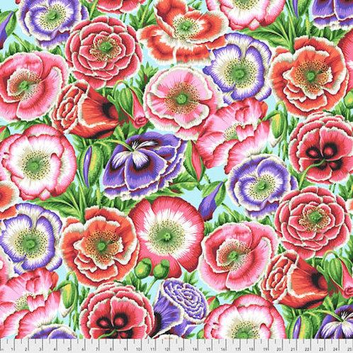 Poppiegarden pink
