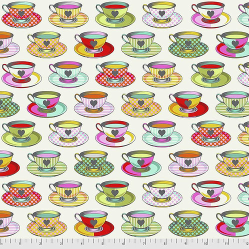 Tula Pink Curiouser Tea time Sugar