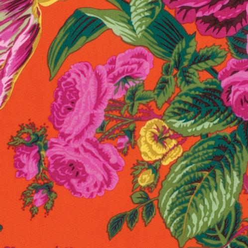Summer bouquet red