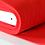 Thumbnail: Rood effen