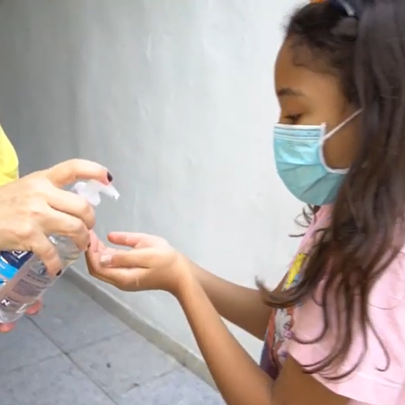 COVID-19 em crianças: A relação dos cuidados com a saúde das crianças e o retorno às aulas