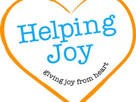 Helping Joy