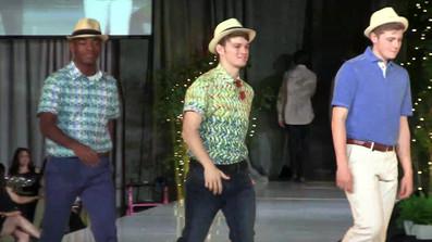 Presentation High School Fashion Show