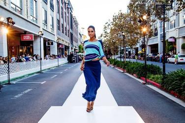 Santana Row Fashion's Night Out