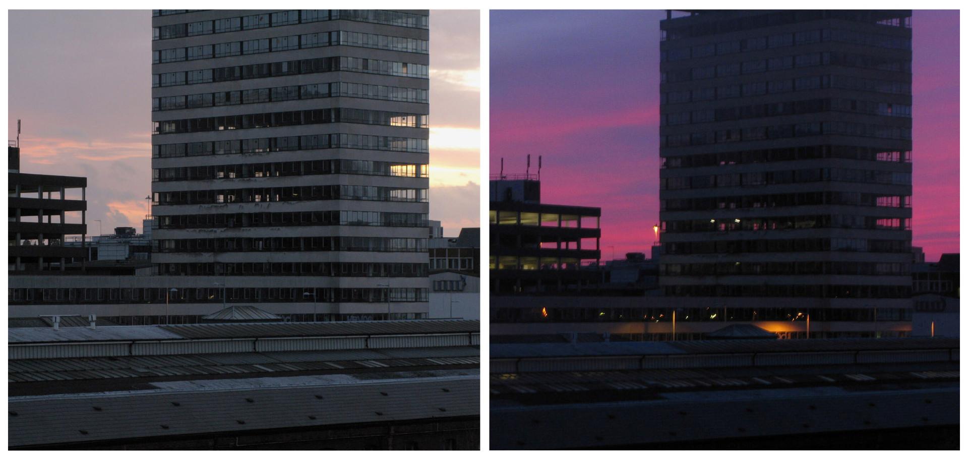 Photographs of Western Tower, Reading, United Kingdom, 2009