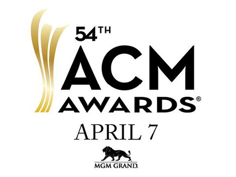 RADIO AWARD WINNERS ANNOUNCED FOR THE 54TH ACADEMY OF COUNTRY MUSIC AWARDS™