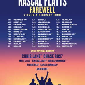 Rascal Flatts Adds More Farewell Tour Dates & Special Guests