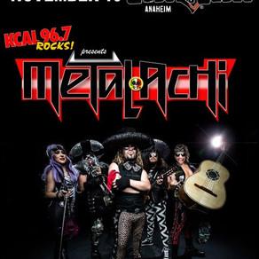 "Metal Mariachi Band METALACHI Takes on Queen's ""Bohemian Rhapsody"" in New Music Video"