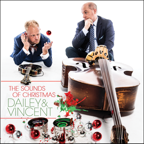 """""""DAILEY & VINCENT: THE SOUNDS OF CHRISTMAS""""AVAILABLE FOR PRE-ORDER NOWPARADE.COM"""