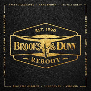 """BROOKS & DUNN RETURNS TO NO. ONE ON THE BILLBOARD COUNTRY ALBUMS CHART WITH """"HIGH-OCTANE"""" REBOOT"""