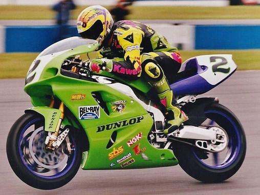 """""""Mr. Daytona"""" Scott Russell Named DAYTONA TT Grand Marshal"""