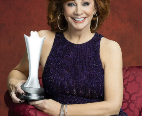 "ICONIC ENTERTAINER REBA McENTIRE RETURNS TO HOST  ""54TH ACADEMY OF COUNTRY MUSIC AWARDS™"""
