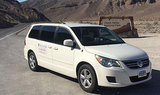 Death Valley National Park Ausflug - Treasure Tours of Nevada - deutschsprachige Touren