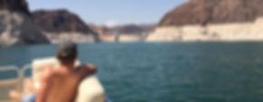 Bootsfahrt auf dem Lake Mead - Tagesausflug Boot - deutsche Tour