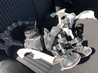 TV recording Las Vegas Equipment