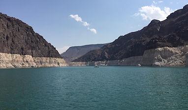 LAKE MEAD BOOT - Treasure Tours of Nevada - deutschsprachige Touren