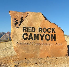 RED ROCK CANYON - Treasure Tours of Nevada - deutschsprachige Touren