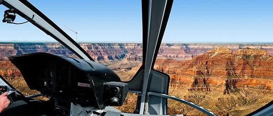 Helicopter Tour & Ausflug zum Gand Canyon - Treasure Tours of Nevada - deutschsprachige Tour