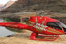 Las Vegas und Grand Canyon Rundflüge mit em Helikopter und Flugzeug
