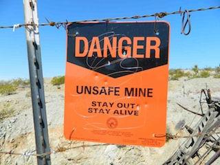 Gold Minen Tour Las Vegas - Treasure Tours of Nevada - deutschsprachige Touren