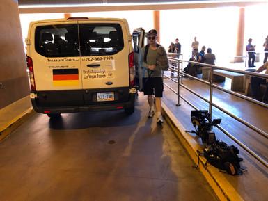 Hoover Dam Kamera Team deutsche Touren