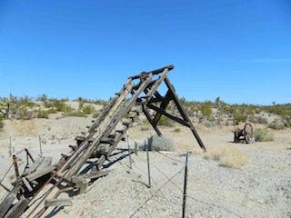 Las Vegas Gold Rush Tour - Treasure Tours of Nevada - deutschsprachige Touren