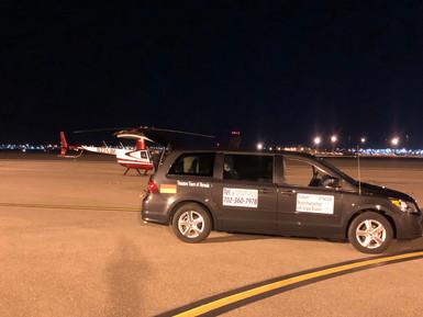 TTofNV TV Team Airport