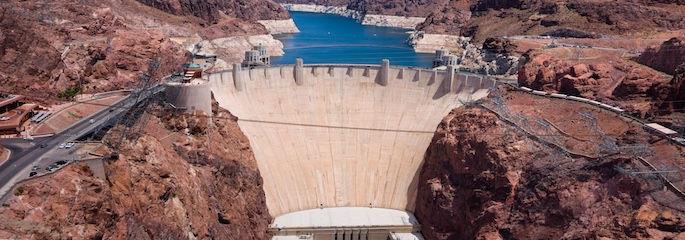 Hoover Staudam Hubschrauber Tour zum Grand Canyon