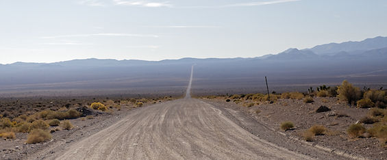 Area 51 - X-File - X-Akten - Treasure Tours of Nevada - deutschsprachige Touren