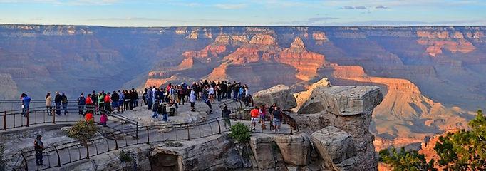 Grand Canyon South Rim - Treasure Tours of Nevada - deutschsprachige Touren