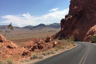 Valley of Fire Tagesausflug - Treasure Tours of Nevada - deutschsprachige Touren