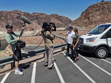 Kamerateam Rene Meinert Hoover Dam
