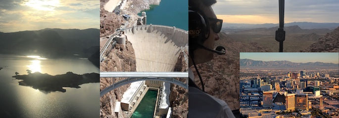 Las Vegas Helikopter VIP Tour in deutsch - Treasure Tours of Nevada