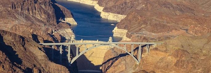 Grand Canyon - Hoover Damm - Lake Mead - Hubschrauberflug - Treasure Tours of Nevada - deutsche Tour