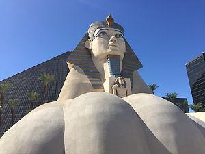 LUXOR HOTEL & CASINO - Treasure Tours of Nevada - deutschsprachige Touren