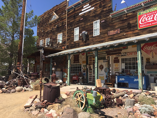 Las Vegas Gold Rush Tour - Treasure Tours of Nevada - deutschsprachige Touren