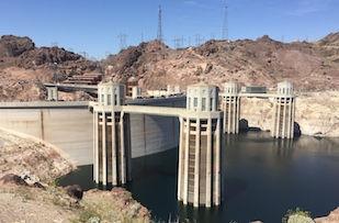 HOOVER DAMM - Treasure Tours of Nevada - deutschsprachige Tour