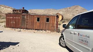 Las Vegas Death Valley Tour - Treasure Tours of Nevada - deutschsprachige Touren
