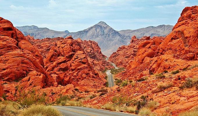VALLEY OF FIRE STATE PARK - Treasure Tours of Nevada - deutschsprachige Touren