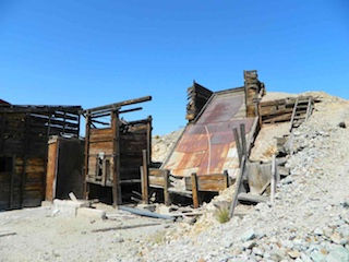Las Vegas Mine - Goldrush Tour - Treasure Tours of Nevada - deutschsprachige Touren