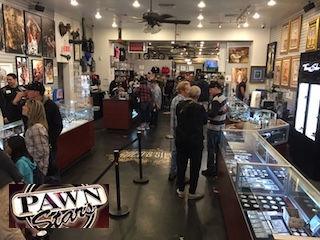 PAWN SHOP - Die drei vom Pfandleihaus - Las Vegas - Treasure Tours of Nevada - deutschsprachige Touren