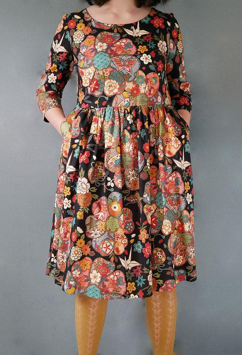 YURIKO DRESS- 30% off
