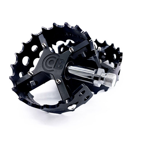 Bullseye PRO-X Round-Retro pedal