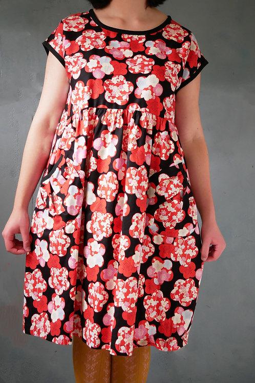 GIICHI DRESS-red/pink 30% off