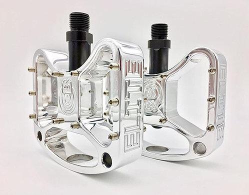 ELITE PRO Platform Pedal in Show Polished
