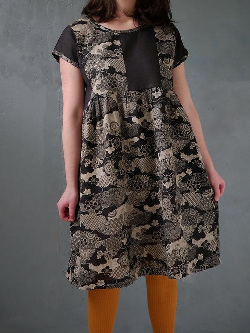 MEI DRESS - black 30% 0ff